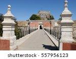 Old Fortress  Kerkyra City ...