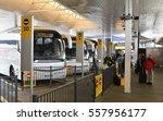 london heathrow airport  uk  ... | Shutterstock . vector #557956177