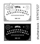 Ouija Boards  Black And White ...