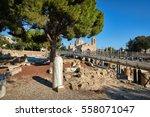 St Paul's Pillar Near The...