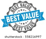 best value. stamp. sticker.... | Shutterstock .eps vector #558216997