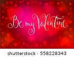 abstract smooth blur red...   Shutterstock .eps vector #558228343
