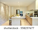 kitchen  | Shutterstock . vector #558257677