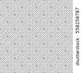 seamless geometric pattern.... | Shutterstock .eps vector #558258787