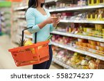 consumerism  technology and... | Shutterstock . vector #558274237