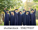 education  graduation and... | Shutterstock . vector #558279337