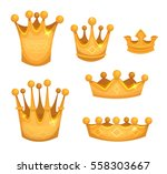 royal golden crowns for kings...