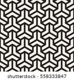 vector seamless pattern. modern ... | Shutterstock .eps vector #558333847