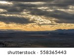 view of bani mountains from... | Shutterstock . vector #558365443