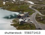 Lake  Dyupvatnet  Norway   Jul...