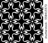 christian geometric pattern... | Shutterstock .eps vector #558415573