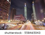 taipei  taiwan   december 31 ... | Shutterstock . vector #558465043