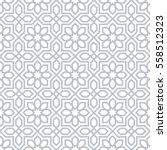 abstract pattern in arabian...   Shutterstock .eps vector #558512323