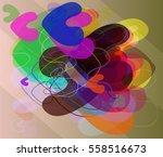 love texture idea   Shutterstock .eps vector #558516673