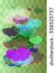 sky pattern texture   Shutterstock .eps vector #558525757