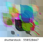 leaves vector texture   Shutterstock .eps vector #558528667