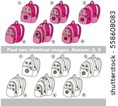 find design difference  the... | Shutterstock .eps vector #558608083