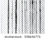 grunge paint stripe . vector... | Shutterstock .eps vector #558656773