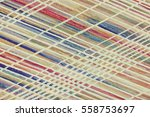example colorful carpet for... | Shutterstock . vector #558753697