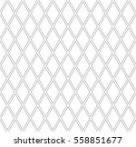 seamless diamonds lattice... | Shutterstock .eps vector #558851677