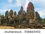 Bayon Temple  Siem Reap ...