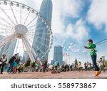hong kong  china   jan 3 ...   Shutterstock . vector #558973867