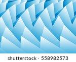 abstract modern geometrical ... | Shutterstock .eps vector #558982573