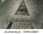 Small photo of One Dollar All-Seeing Eye