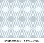 seamless hexagons pattern.... | Shutterstock .eps vector #559138903