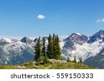 picturesque mountain view in... | Shutterstock . vector #559150333