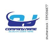 qj logo | Shutterstock .eps vector #559206877
