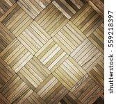 parquet floor texture | Shutterstock . vector #559218397