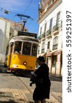 lisbon  portugal   april 22 ... | Shutterstock . vector #559251397