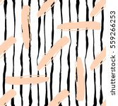 vector seamless bold plaid... | Shutterstock .eps vector #559266253
