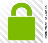eco green lock toolbar icon.... | Shutterstock .eps vector #559305427