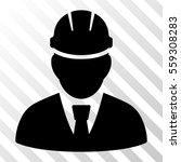 black engineer interface... | Shutterstock .eps vector #559308283