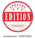 "rubber stamp with text ""special ... 