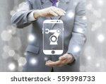 industrial medicine healthcare... | Shutterstock . vector #559398733