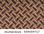 Old Brown Cloth Texture....