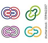 design round wheel element.... | Shutterstock .eps vector #559462207