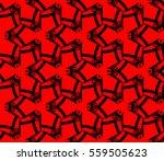 ornamental seamless pattern.... | Shutterstock .eps vector #559505623