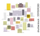 vector illustration with... | Shutterstock .eps vector #559509283