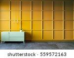 modern loft interior design  ... | Shutterstock . vector #559572163