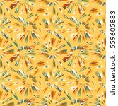 cute seamless pattern with... | Shutterstock .eps vector #559605883
