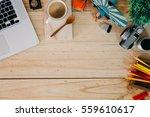 hero header creativity concept. ...   Shutterstock . vector #559610617