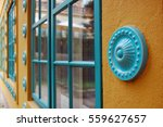 beautiful colorful building   Shutterstock . vector #559627657