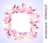 white paper background in frame ...   Shutterstock .eps vector #559643137