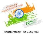 vector illustration of sale... | Shutterstock .eps vector #559659703