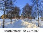tromso  norway   february 24 ... | Shutterstock . vector #559674607