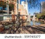 phoenix city hall is the city... | Shutterstock . vector #559745377